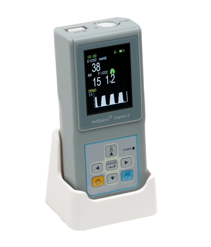 Bluetooth Micro-flow™ Capnography Monitor